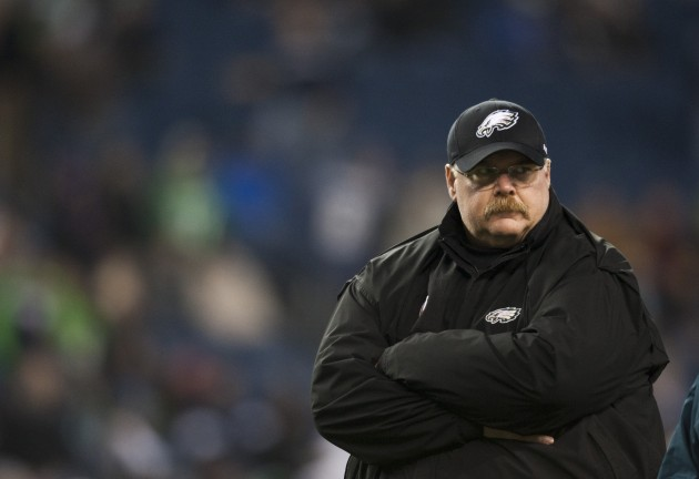 Andy Reid - Jay Drowns/Getty Images