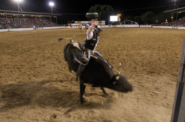 Bull Riding - David Greedy/Getty Images