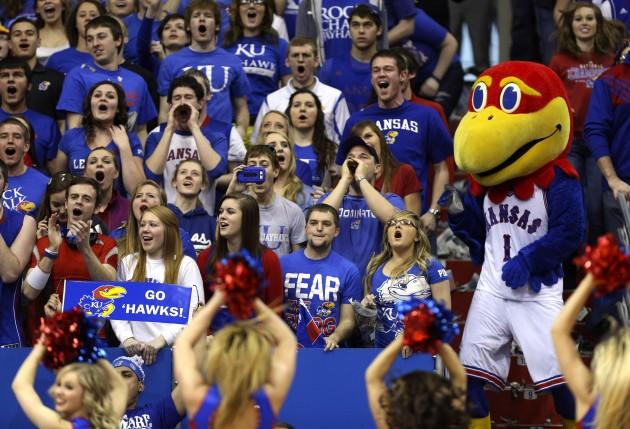 Kansas - Ed Zurga/Getty Images