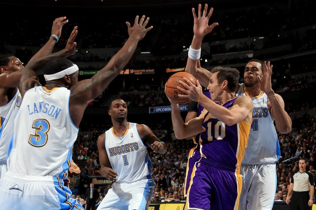Los Angeles Lakers v Denver Nuggets - Getty Images