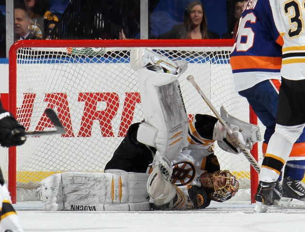Boston Bruins v New York Islanders - Getty Images