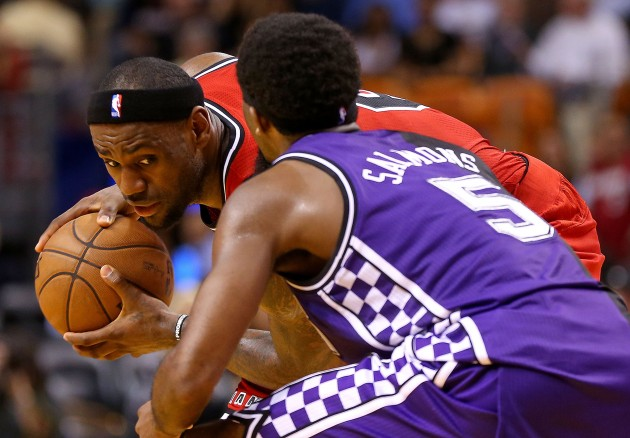 Sacramento Kings v Miami Heat - Getty Images