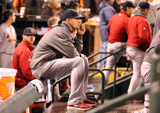 Kyle Lohse - Getty Images