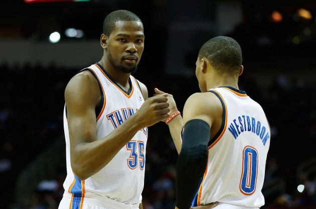 Oklahoma City Thunder - Getty Images