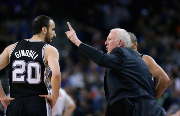 San Antonio Spurs - Getty Images