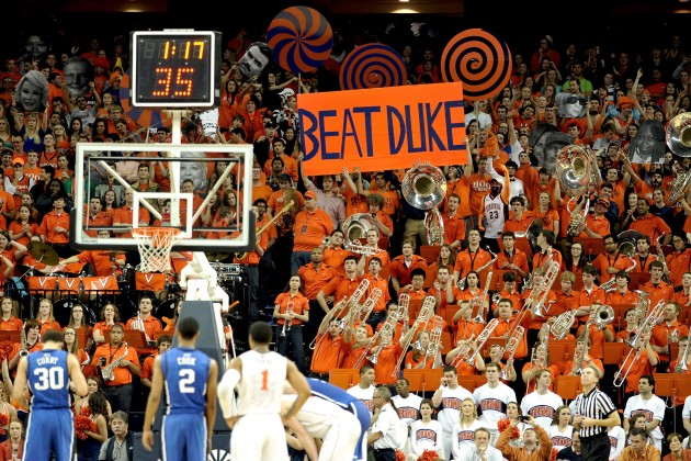 Duke v Virginia - Lance King/Getty Images