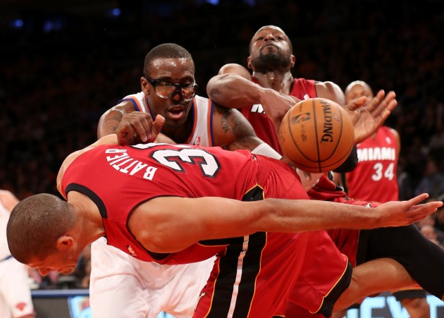 Miami Heat v New York Knicks - Getty Images