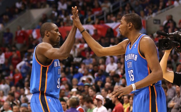 Oklahoma City Thunder - Stephen Dunn/Getty Images