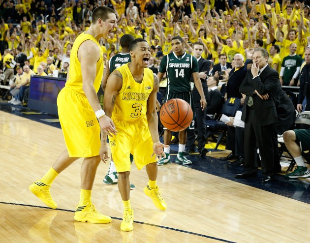 Michigan State v Michigan - Gregory Shamus/Getty Images