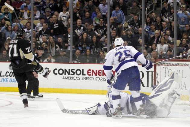 Tampa Bay Lightning v Pittsburgh Penguins - Justin K. Aller/Getty Images