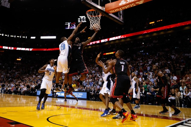 Orlando Magic v Miami Heat - Getty Images
