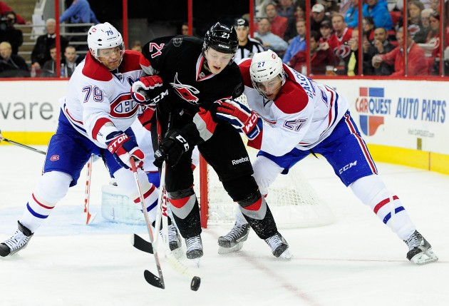 Montreal Canadiens v Carolina Hurricanes - Getty Images
