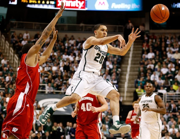Wisconson v Michigan State - Gregory Shamus/Getty Images