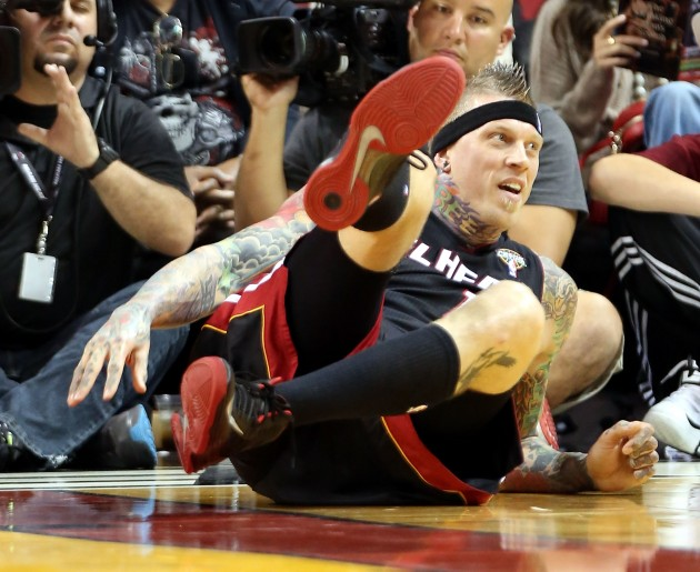 Miami Heat - Getty Images