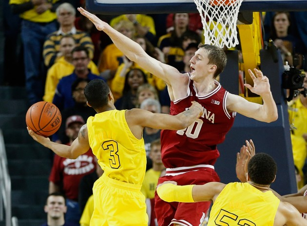 Indiana v Michigan - Gregory Shamus/Getty Images