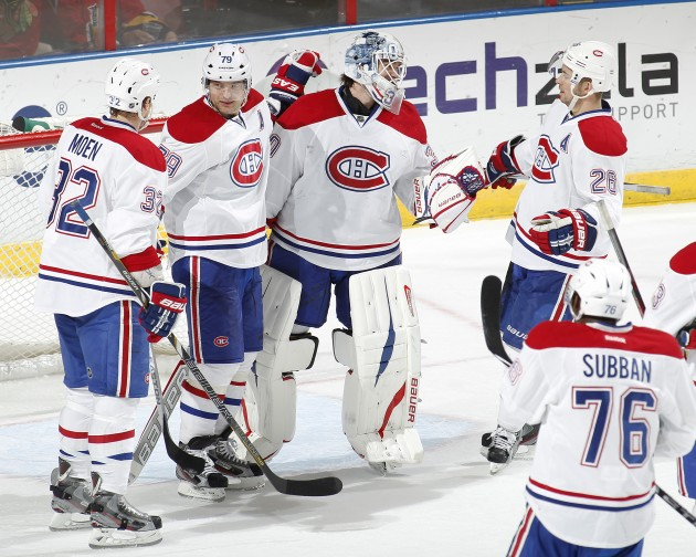 Montreal Canadiens - Joel Auerbach/Getty Images