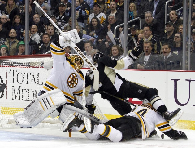 Boston Bruins v Pittsburgh Penguins - Justin K. Aller/Getty Images