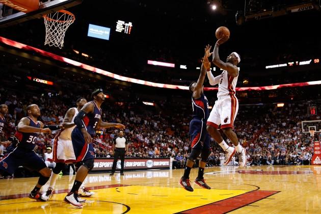 Atlanta Hawks v Miami Heat - Getty Images