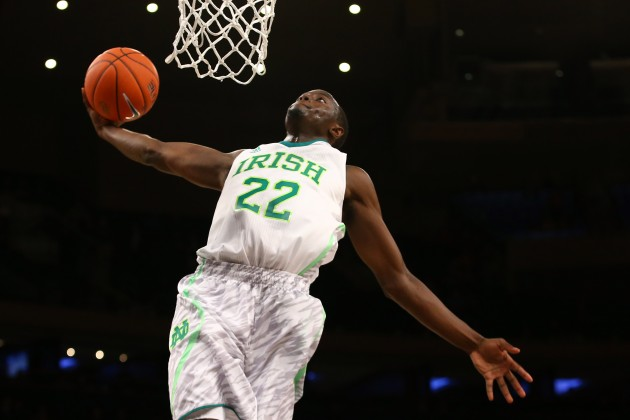 Big East Basketball Tournament - Second Round - Rutgers v Notre Dame - Getty Images
