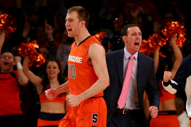 Big East Basketball Tournament - Syracuse v Pittsburgh - Getty Images