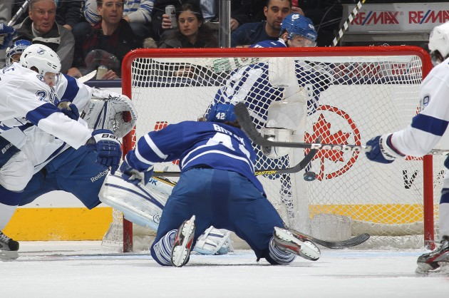 Tampa Bay Lightning v Toronto Maple leafs - Claus Andersen/Getty Images