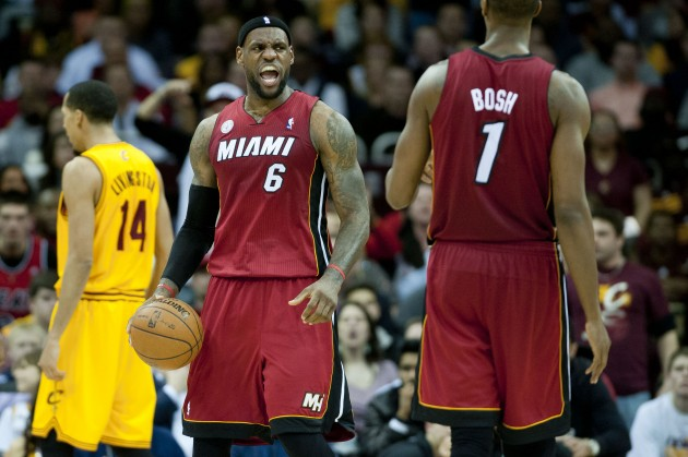 Miami Heat v Cleveland Cavaliers - Jason Miller/Getty Images