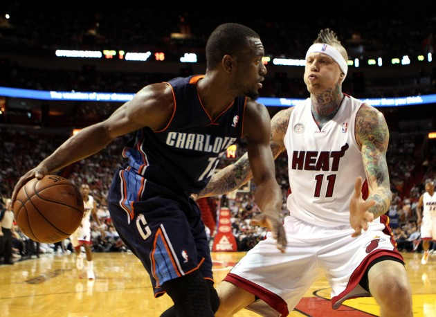 Charlotte Bobcats v Miami Heat - Marc Serota/Getty Images
