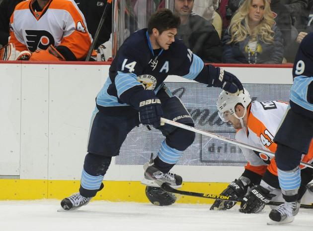 Philadelphia Flyers v Pittsburgh Penguins - Vincent Pugliese/ Getty Images