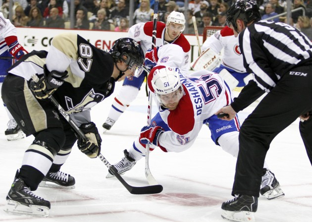 Montreal Canadiens v Pittsburgh Penguins - Justin K. Aller/Getty Images