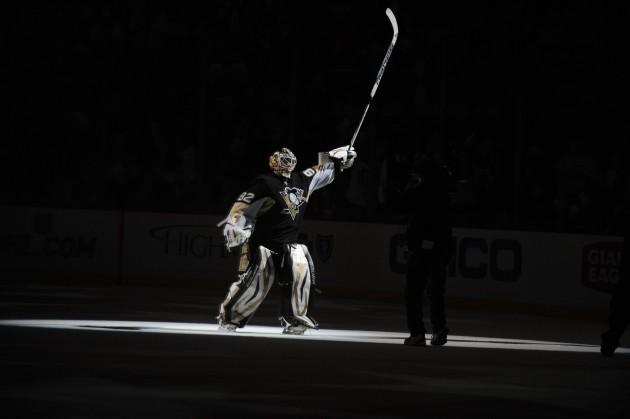 Winnipeg Jets vs Pittsburgh Penguins - Vincent Pugliese/ Getty Images