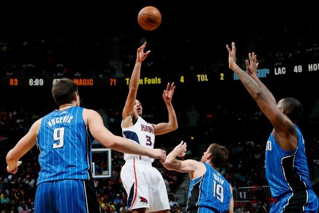Orlando Magic v Atlanta Hawks - Getty Images