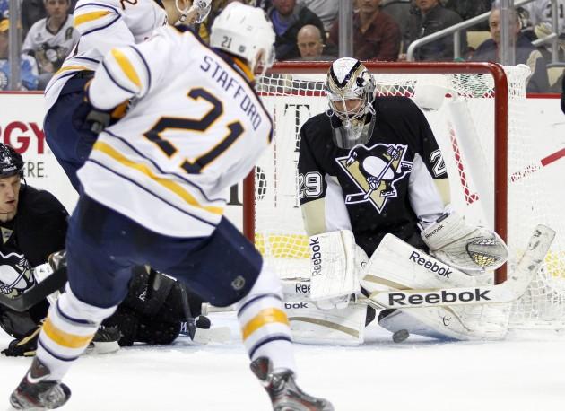 Buffalo Sabres v Pittsburgh Penguins - Justin K. Aller/Getty Images
