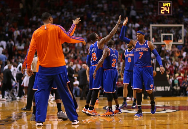 New York Knicks - Getty Images