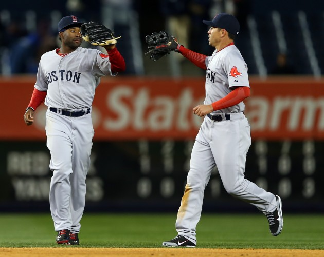 Red Sox - Getty Images