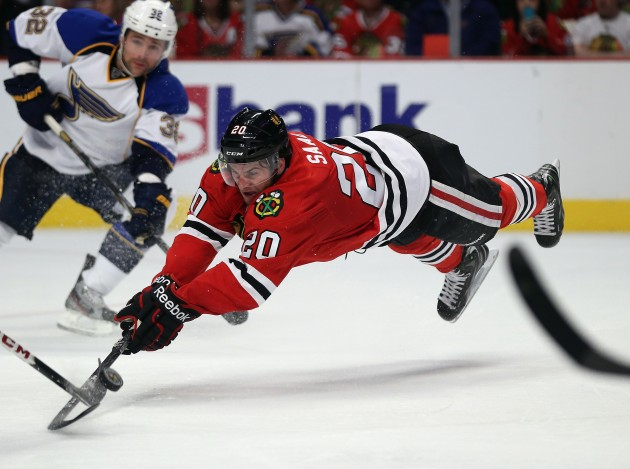 St. Louis Blues v Chicago Blackhawks - Jonathan Daniel/Getty Images
