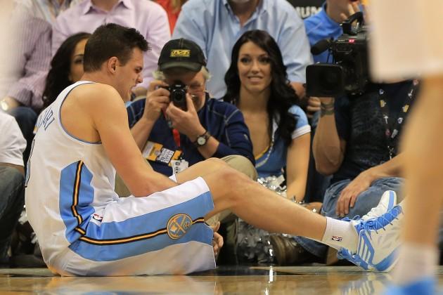 Dallas Mavericks v Denver Nuggets - Getty Images