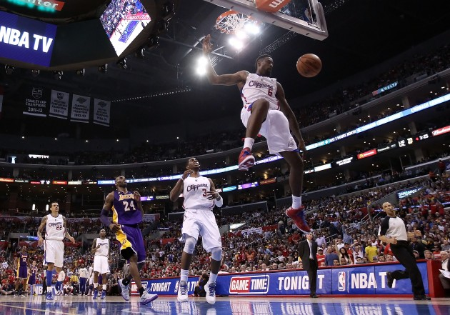 Los Angeles Lakers v Los Angeles Clippers - Getty Images