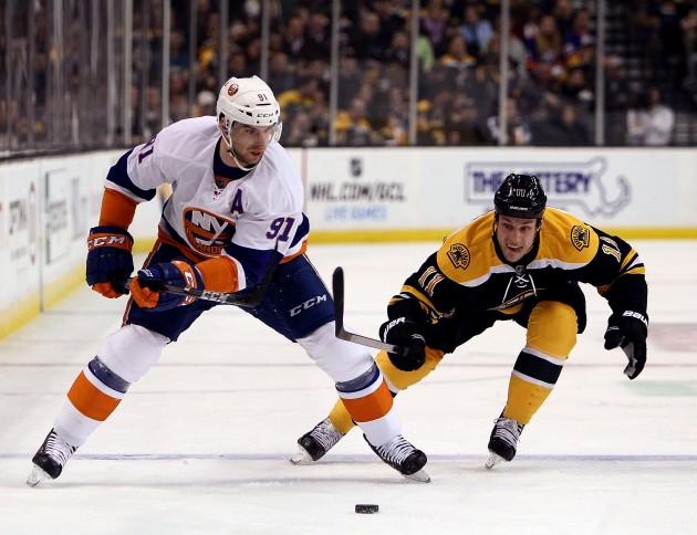 New York Islanders v Boston Bruins - Getty Images