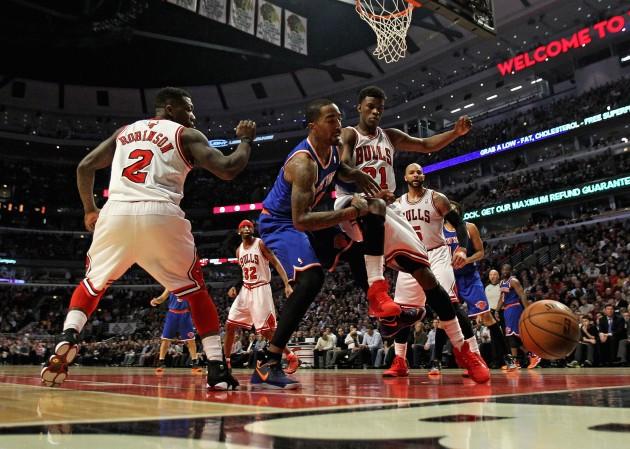 New York Knicks v Chicago Bulls - Jonathan Daniel/Getty Images