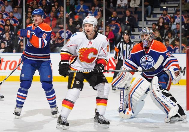 Calgary Flames v Edmonton Oilers - Derek Leung/Getty Images