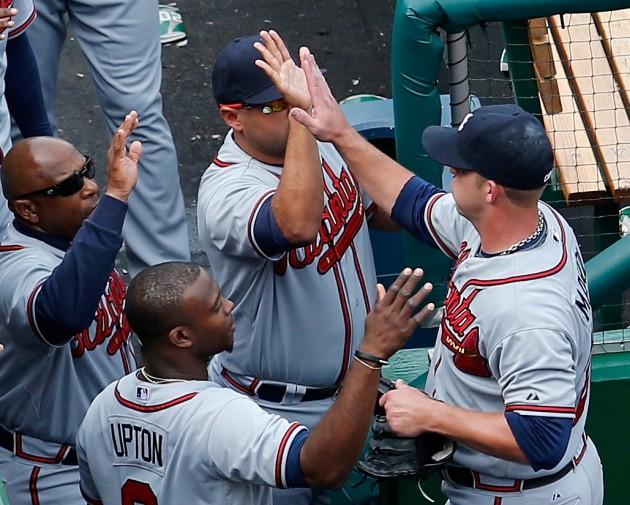 Atlanta Braves v Washington Nationals - Getty Images