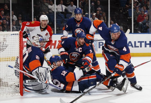 Florida Panthers v New York Islanders - Getty Images
