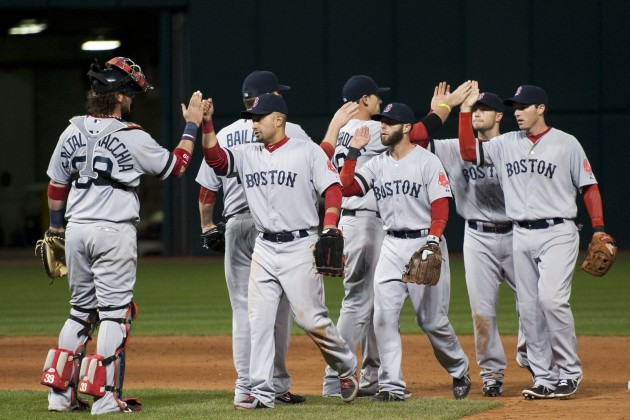 Boston Red Sox v Cleveland Indians - Jason Miller/Getty Images