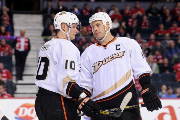 Anaheim Ducks - Derek Leung/Getty Images
