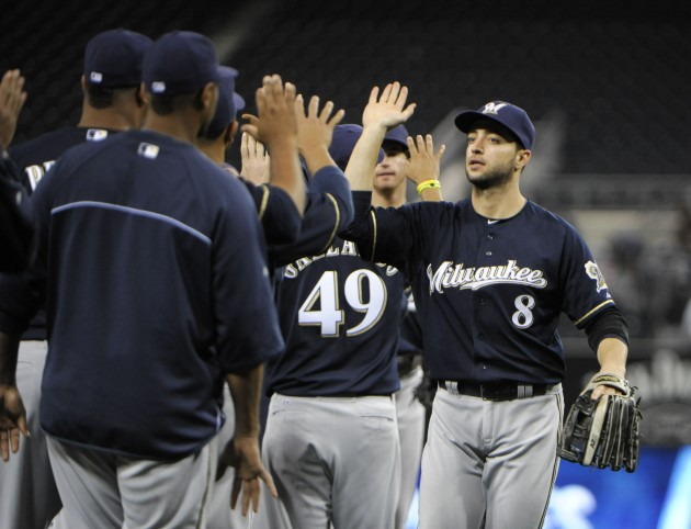 Milwaukee Brewers v San Diego Padres - Denis Poroy/Getty Images