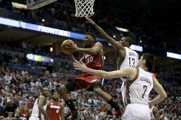Miami Heat v Milwaukee Bucks - Game Three - Mike McGinnis/Getty Images