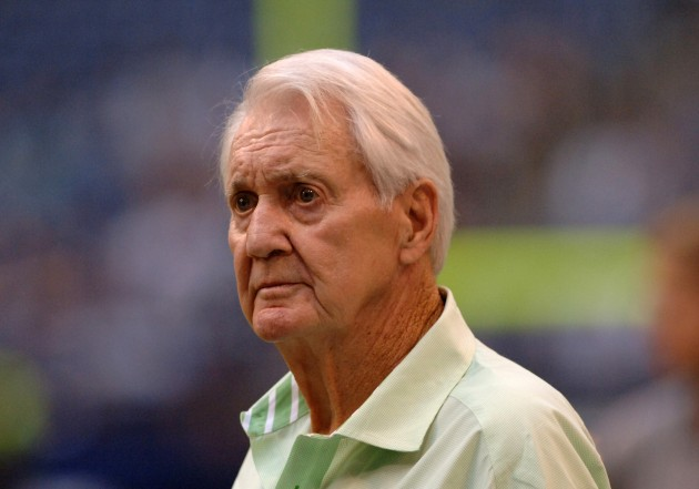Dallas Cowboys great Pat Summerall