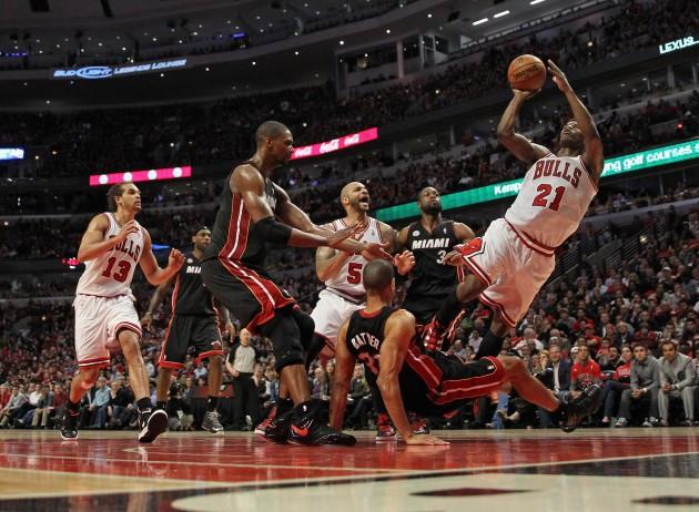 Miami Heat v Chicago Bulls - Jonathan Daniel/Getty Images