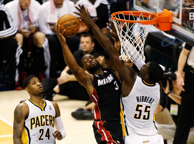 Miami Heat v Indiana Pacers - Getty Images