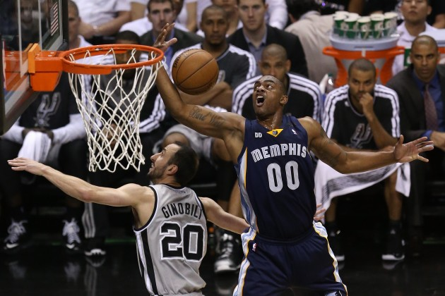 Memphis Grizzlies v San Antonio Spurs - Getty Images
